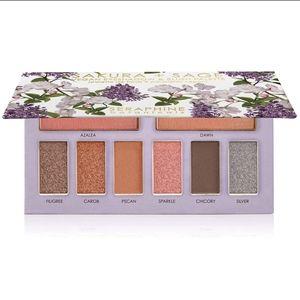 Sakura + Sage eyeshadow palette